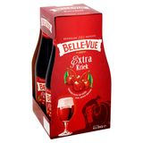 Belle-Vue Extra Kriek Flessen 4 x 25 cl