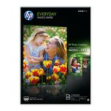 HP - Papier pour imprimante jet d'encre Q5451A Glossy 25 vellen A4