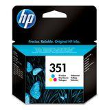 HP - Inktcartridge 351 - Drie-kleuren C/M/Y