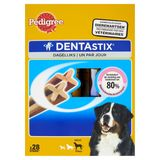 Pedigree DentaStix Snack Chien Maxi 25 kg+, 28 Sticks, 1080 g
