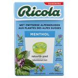 Ricola Menthol Bonbons aux Plantes 50 g