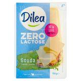 Dilea Zero Lactose Gouda Sneetjes 150 g