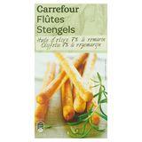 Carrefour Stengels Olijfolie 7% & Rozemarijn 125 g