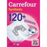 Carrefour NR120+ Sacs aspirateur