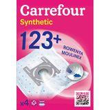 Carrefour NR123+ Stofzuigerzakken