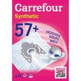 Carrefour - NR57+ Stofzuigerzakken