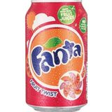 Fanta fruit twist 33 cl
