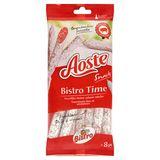 Aoste Snacks Bistro Time Heerlijke Dunne Salami Sticks 8 Stuks 150 g