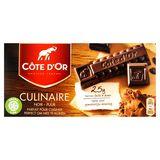 Côte d'Or Culinaire Noir 2 x 200 g