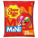 Chupa Chups Mini 35 Pièces 210 g