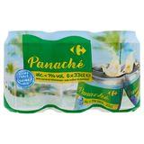 Carrefour Panaché Alc. <1% Vol. Blikken 6 x 33 cl