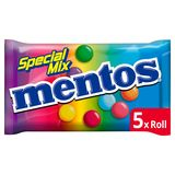 Mentos Chewy Dragees Special Mix 5 x 37.5 g