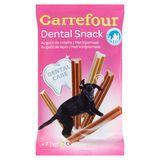 Carrefour Dental Snack met Kipsmaak / met Konijnsmaak x 7 210 g