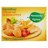 Carrefour Graisse à Frire Végétale 1 kg
