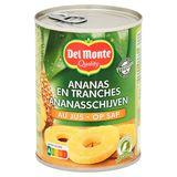 Del Monte Ananas en Tranches au Jus 565 g