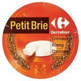 Carrefour Petit Brie Crémeux 500 g