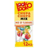 Look-O-Look Chupa Chups Mix de Parfums 12 Pièces 102 g