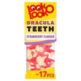 Look-O-Look Dracula Dents Goût Fraise 125 g
