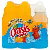 Oasis Pocket Due d'Oranges 6 x 25 cl