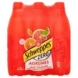 Schweppes Agrumes 6 x 50 cl