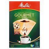 Melitta Filtres à Café Gourmet 1 x 4 80 Pièces