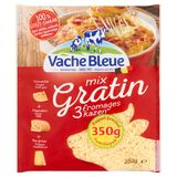 Vache Bleue Gratin Mix 3 Fromages Paquet Familial 350 g