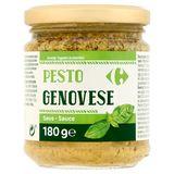 Carrefour Pesto Genovese Saus 180 g