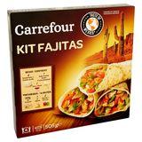 Carrefour Kit Fajitas 505 g