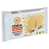 Céréal Minder Suikers Vanillewafels 9 x 10 g