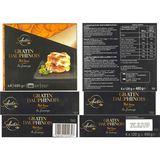 Carrefour Selection Gratin Dauphinois 4 x 120 g