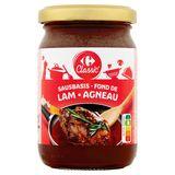 Carrefour Classic' Sausbasis Lam 190 ml