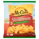 McCain Frieten Steakhouse 1 kg