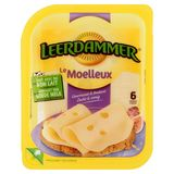 Leerdammer Le Moelleux 6 Plakken 150 g