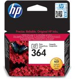 HP - Inktcartridge 364 voor foto's - Zwart