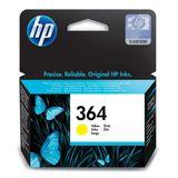 HP - Inktcartridge 364 - Geel