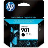 HP - Cartouche d'encre 901 - Noir