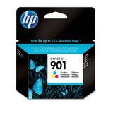 HP - Cartouches d'encre 901 - Tri-color C/M/Y
