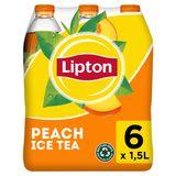 Lipton Iced Tea Ijsthee Perzik 6 x 1.5 L
