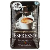 Carrefour Koffiebonen Espresso Pittig & Krachtig 1 kg
