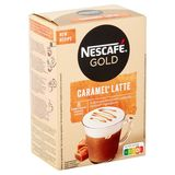 NESCAFÉ Café CARAMEL LATTE Sachets 136 g