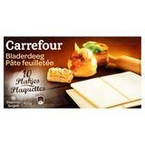 Carrefour Bladerdeeg Plakjes 10 x 45 g