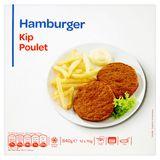 Hamburger Kip 12 x 70 g