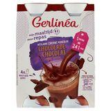 Gerlinéa Mon Repas Drink Minceur Chocolat Saveur 4 x 236 ml