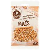 Carrefour Maïs voor Popcorn voor Gebak 125 g