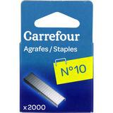 Carrefour 1 doos met 2000 nietjes