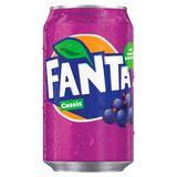 Fanta Cassis 330 ml