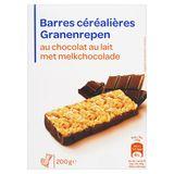 Granenrepen met Melkchocolade 8 x 25 g