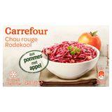 Carrefour Rodekool met Appel 450 g