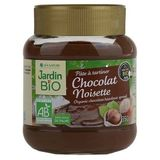 Jardin BiO Biologische Chocolade Hazelnoot Boterhampasta 350 g
