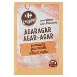 Carrefour Agar-Agar Gélifiant Végétal 5 x 4 g